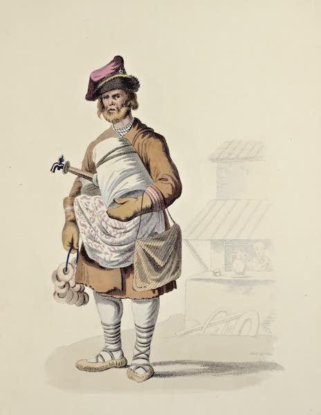 Russian Cries - Sbiten Goriatchi - Tea Hot (1809)