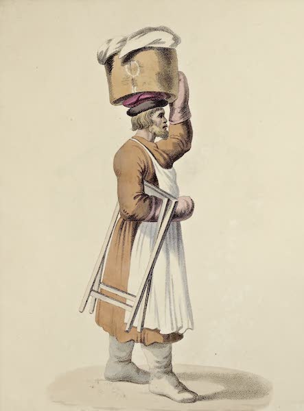 Russian Cries - Kalatche Khorosh - A Sort of White Bread (1809)