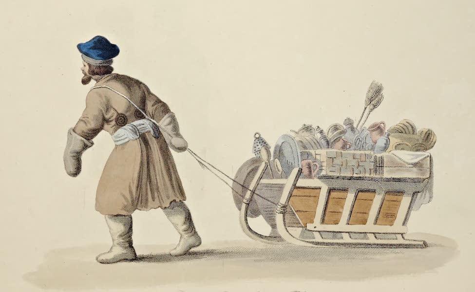 Russian Cries - Pasouda Khoroche - Good Turnery Wares (1809)