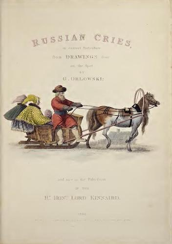 Russian Cries (1809)