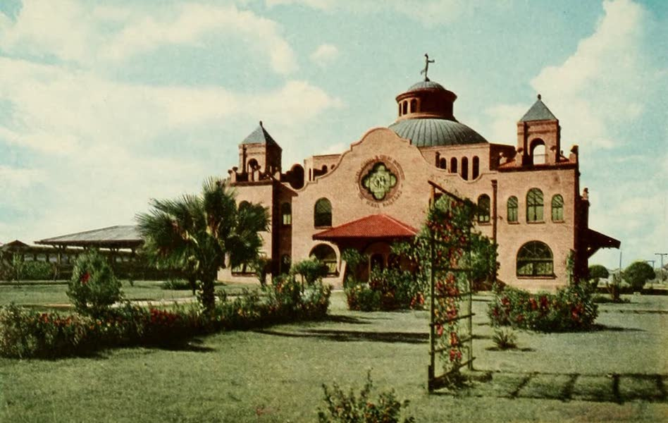 San Antonio, A Descriptive View Book in Colors - I. & G. N. Depot (1913)