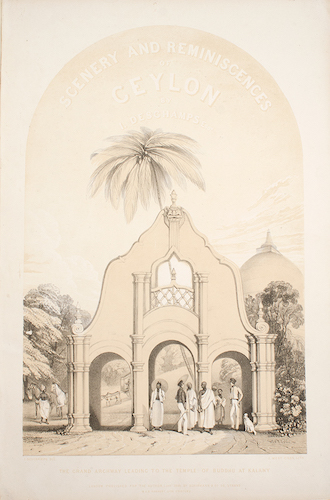 Scenery and Reminiscences of Ceylon (1845)
