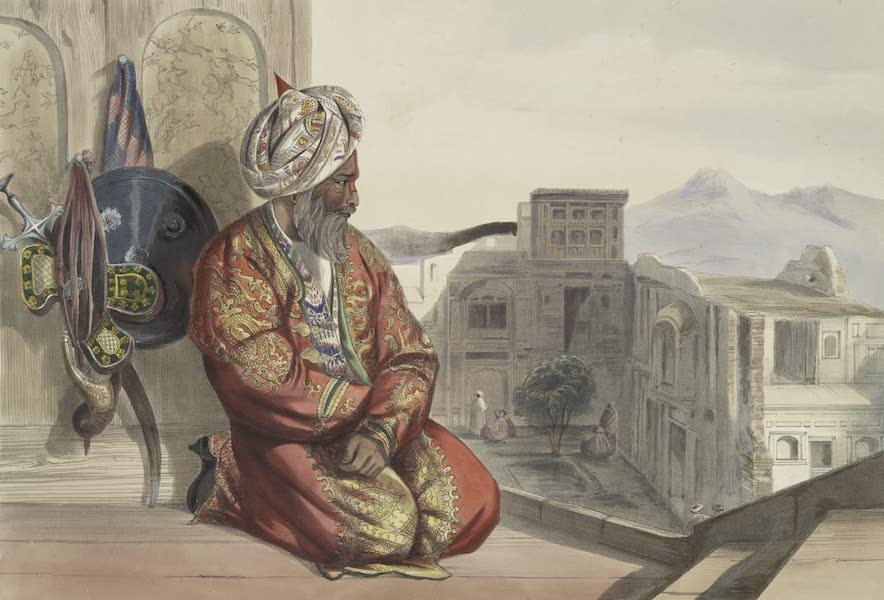 Scenery, Inhabitants, & Costumes, of Afghaunistan - Atmaran
