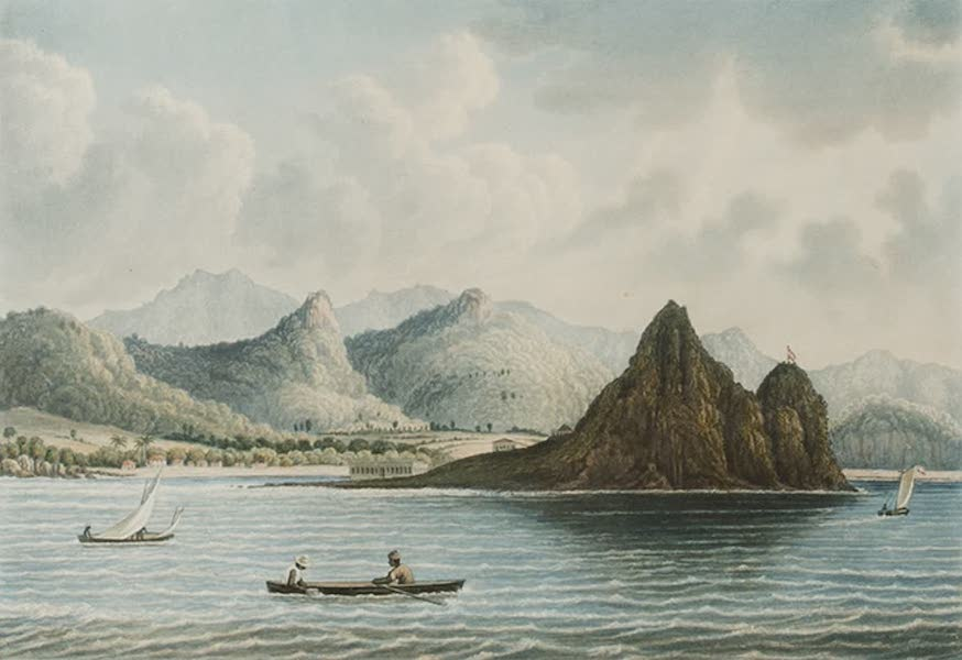 Sandy Point, St. Kitts. [Engraved by C. Hunt]