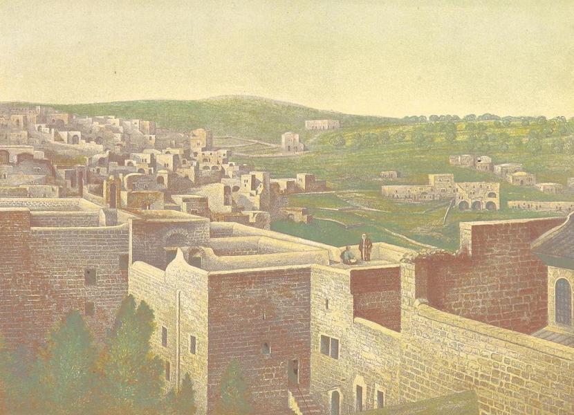Scenes in the East - Bethlehem (1870)