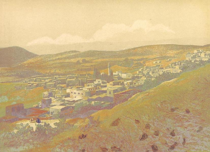 Scenes in the East - Nazareth (1870)