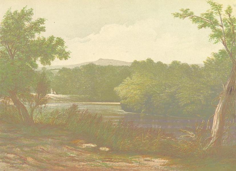 Scenes in the East - The River Jordan (1870)