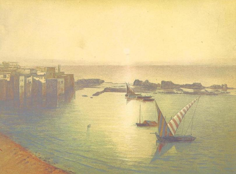 Scenes in the East - Sidon (1870)