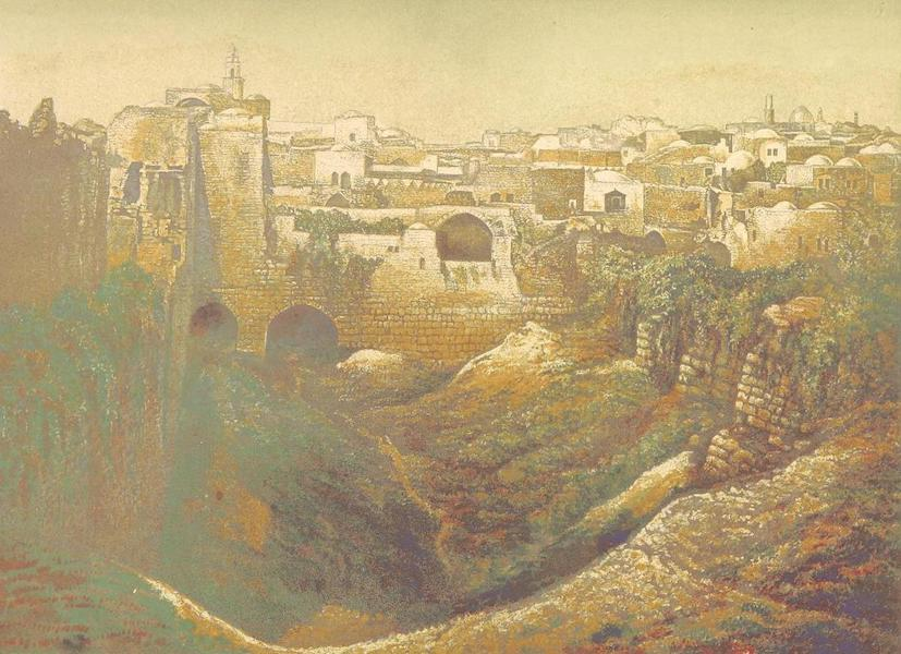 Scenes in the East - The Pool of Bethesda (1870)