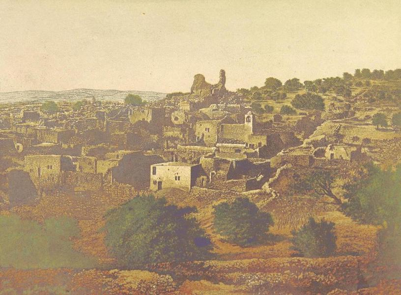 Scenes in the East - Bethany (1870)