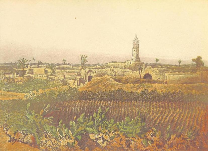 Scenes in the East - Gaza, the Old Town (1870)