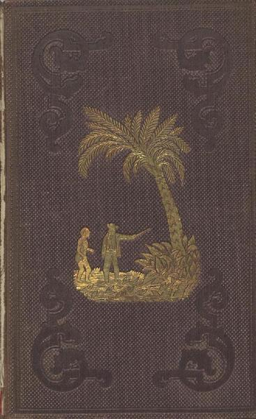 Schetsen van Afrika's Westkust - Front Cover (1861)