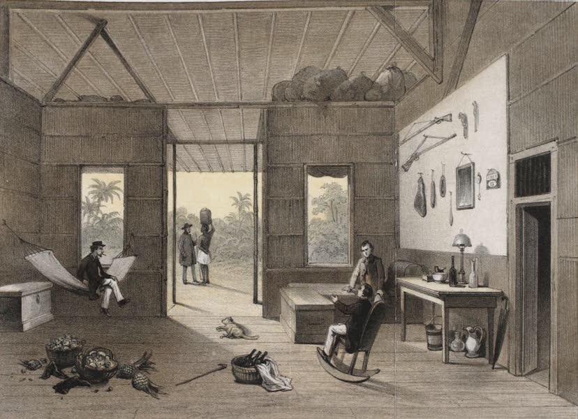 Schetsen van Afrika's Westkust - Eene Factorij aan de Slavenkust (Golf van Benin) (1861)