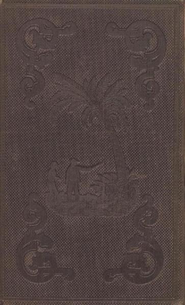 Schetsen van Afrika's Westkust - Back Cover (1861)