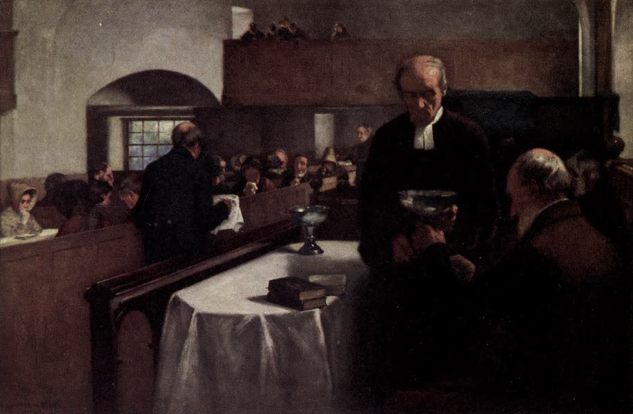 Scottish Life and Character - Scottish Sacrament (1906)