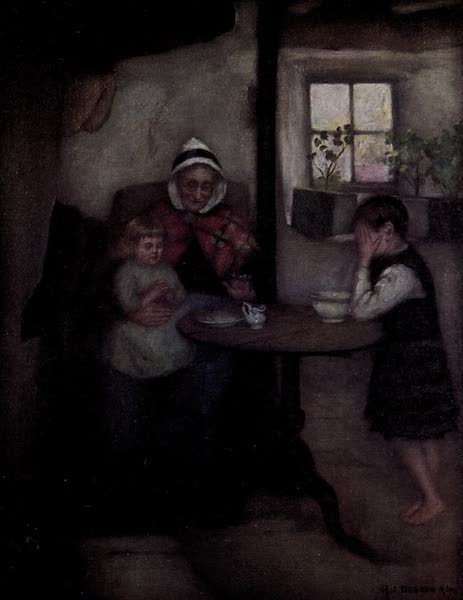 Scottish Life and Character - Granny's Blessing (1906)