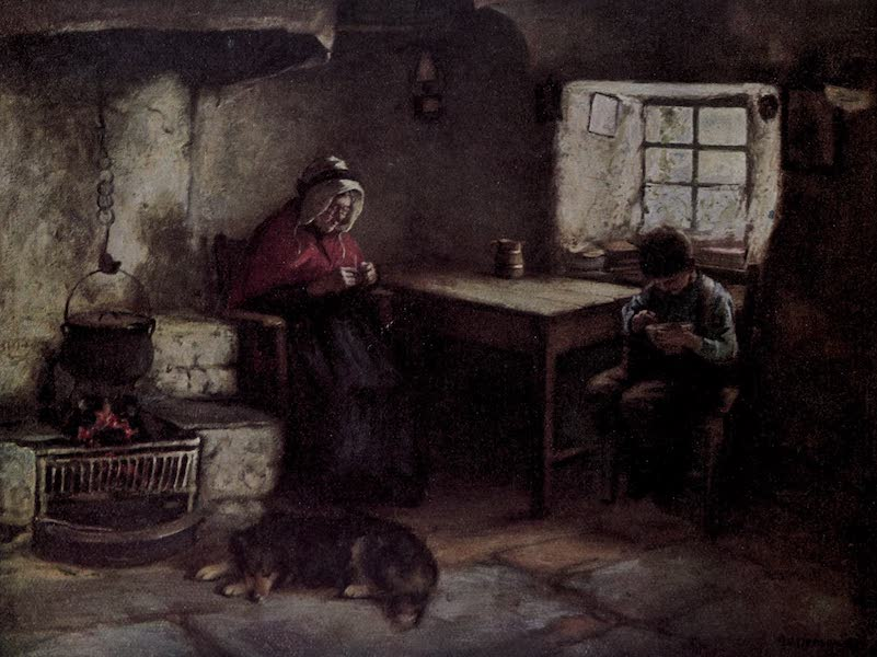 Scottish Life and Character - Her Dochter's Bairn (1906)