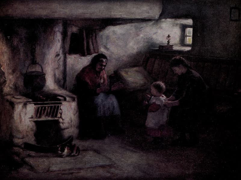 Scottish Life and Character - Come to Granny (1906)