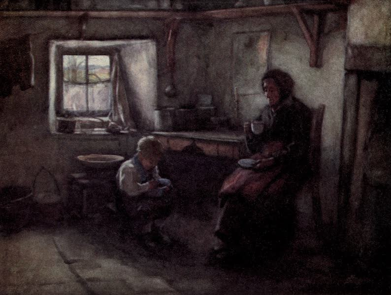 Scottish Life and Character - Granny's Comfort (1906)