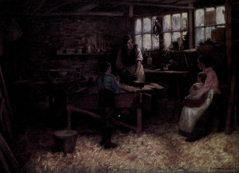 Scottish Life and Character - The Workshop (1906)