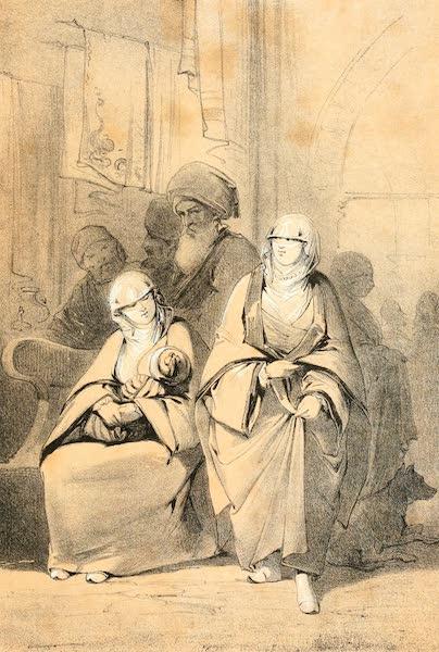 Scutari and It's Hospitals - Turkish Ladies (1855)
