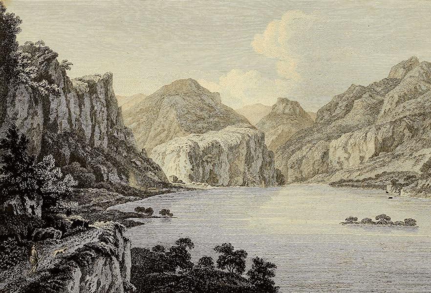 Select Views in Great Britain - Keswick-Lake (1813)