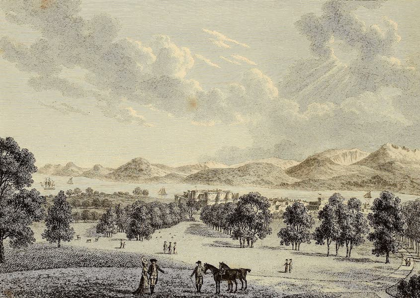 Select Views in Great Britain - View in the Isle of Anglesea (1813)