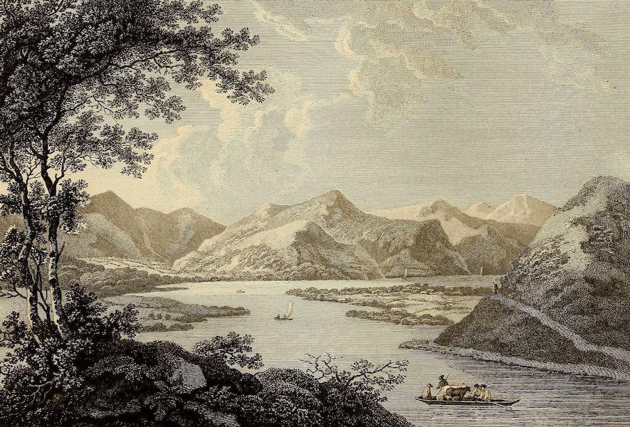 Select Views in Great Britain - Ullswater (1813)
