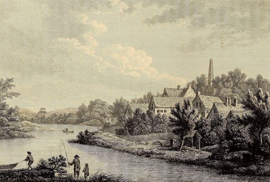 Select Views in Great Britain - View at Malton (1813)
