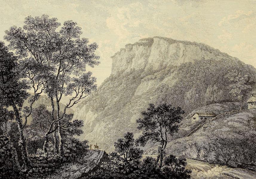 Select Views in Great Britain - Matlock High-Tor (1813)
