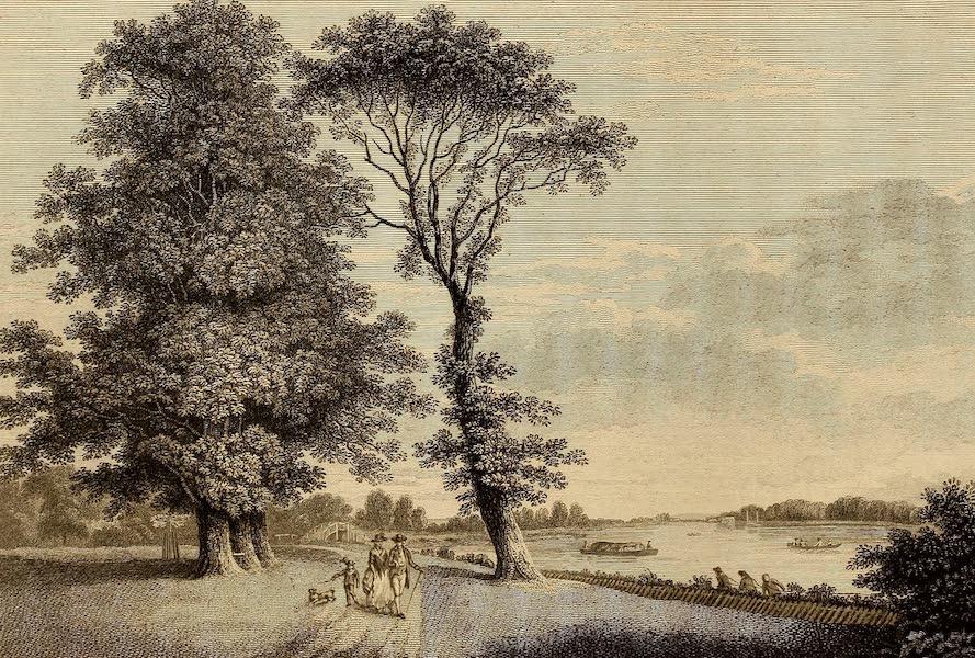 Select Views in Great Britain - Barn-Elmes (1813)