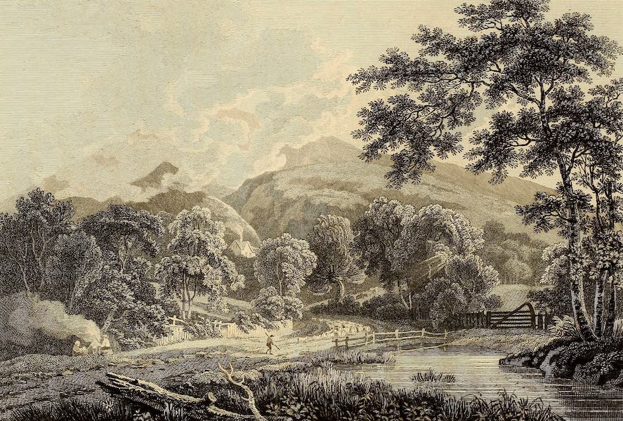 Select Views in Great Britain - View near Skiddaw (1813)