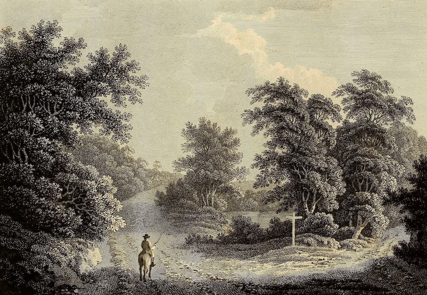 Select Views in Great Britain - View near Canterbury (1813)