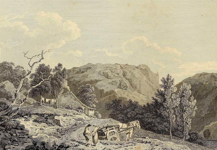 Select Views in Great Britain - View near Keswick (1813)