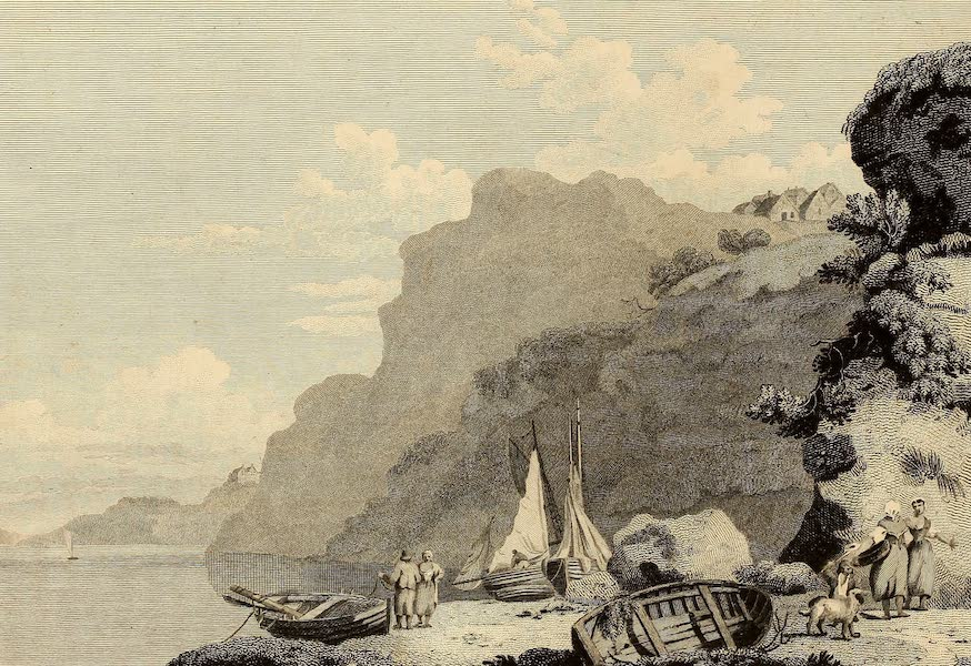 Select Views in Great Britain - View near Lancaster Sands (1813)
