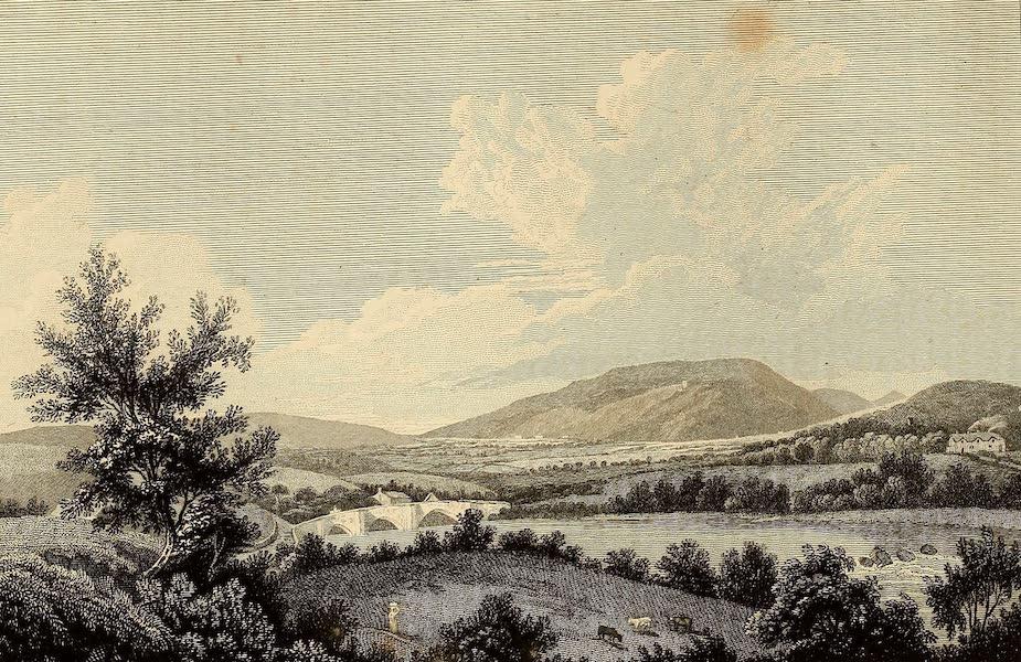 Select Views in Great Britain - View near Landaff (1813)