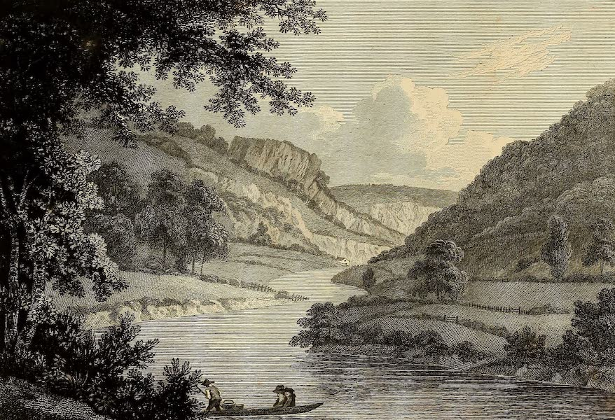 Select Views in Great Britain - View on the River Wye (1813)