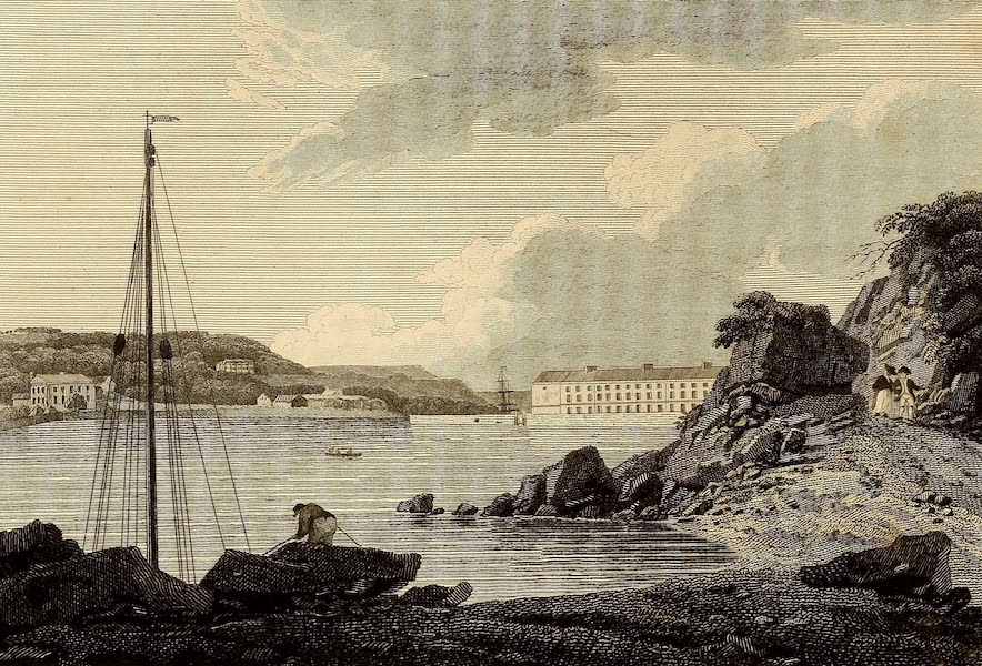 Select Views in Great Britain - View near Plymouth (1813)