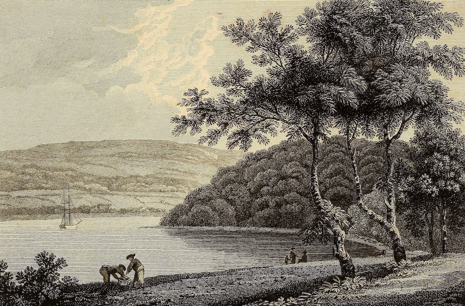 Select Views in Great Britain - View near Neath, Glamorganshire (1813)