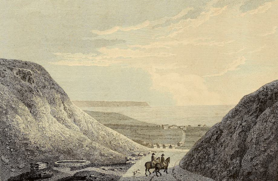 Select Views in Great Britain - View near Hastings, Sussex (1813)