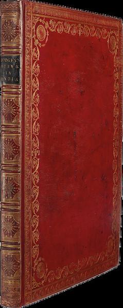 Select Views in India - Book Display (1797)
