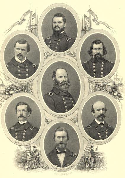 Service Afloat - CSS Sumter Crew Portraits (1887)