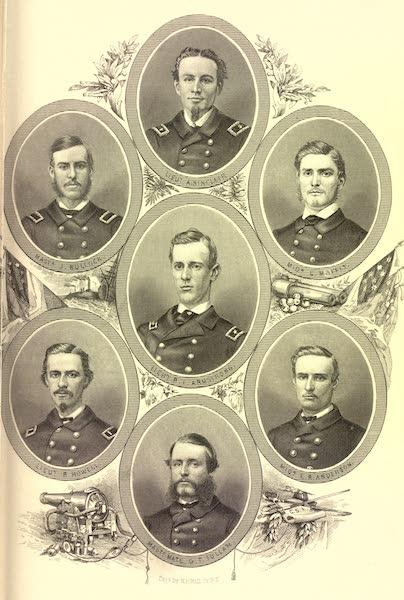 Service Afloat - CSS Alabama Crew Portraits (1887)