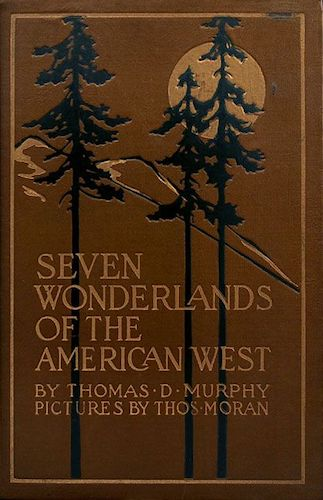 Chromolithography - Seven Wonderlands of the American West