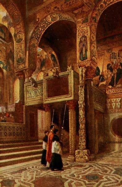 Sicily, Painted and Described - Capella Palatina, Palermo (1911)