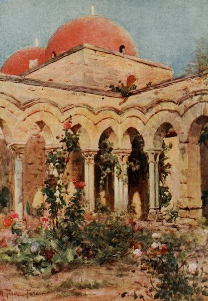 Sicily, Painted and Described - S. Giovanni Degli Fremiti, Palermo (1911)