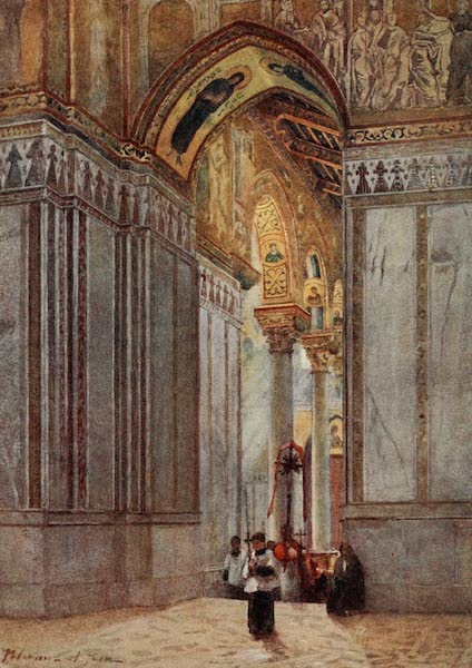 Sicily, Painted and Described - In the Cathedral of Monreale (1911)
