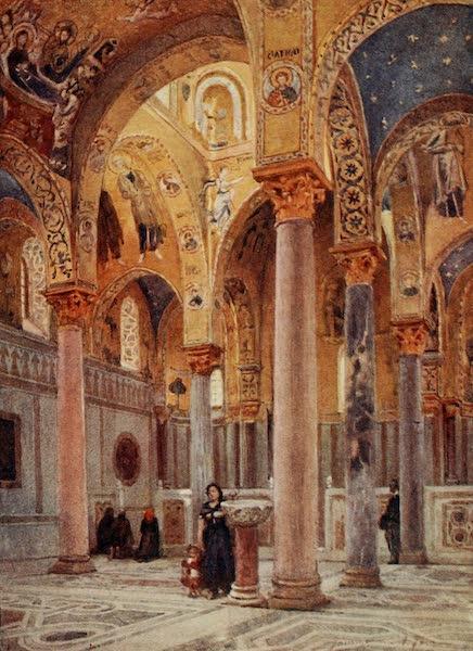 Sicily, Painted and Described - The Martorana, Palermo (1911)