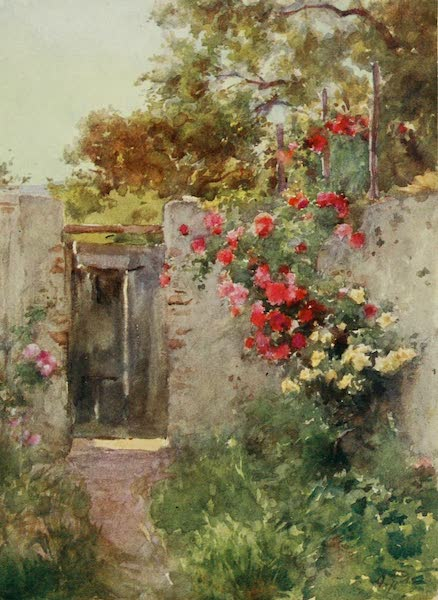 Sicily, Painted and Described - Rus in Urbe, Taormina (1911)