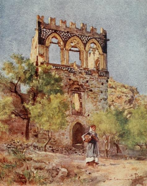 Sicily, Painted and Described - Badia Vecchia, Taormina (1911)